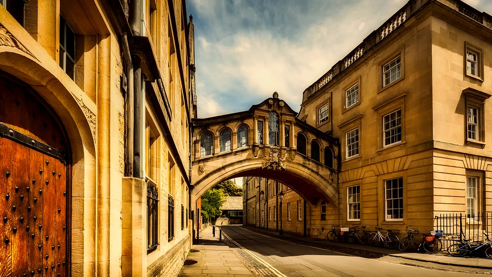 The Best Romantic Breaks in Oxford